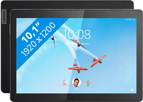 Beschrijving: Beschrijving: Lenovo Tab M10 4 GB 64 GB Wifi Zwart Main Image